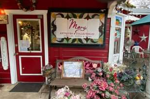 MARY'S ANTIQUES AND COLLECTIBLES